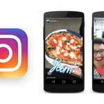 Instagram Stories, una copia de Snapchat