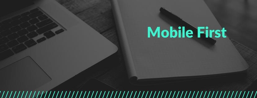 Diseño Mobile First: ¿qué es y por qué es tendencia?