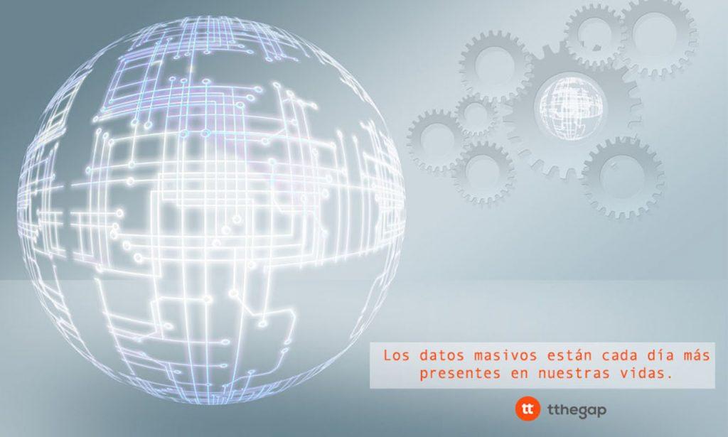Los datos masivos están cada día más presentes en nuestras vidas.