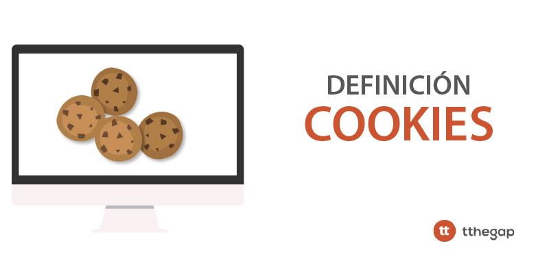 Diccionario tthegap. Cookie