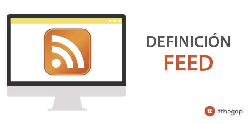 Diccionario tthegap. Feed RSS